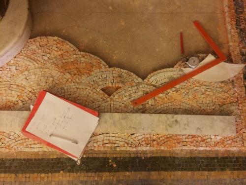 mosaique-écaille-rénovation-en-cours